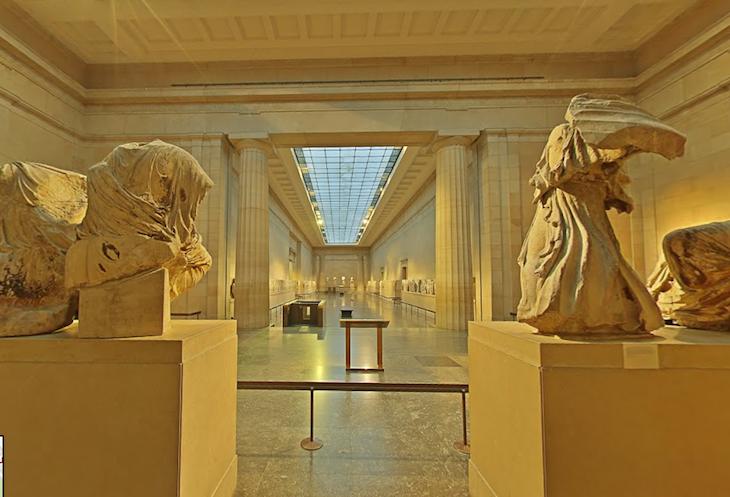 British Museum Google