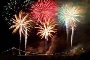 fireworks bristol - Chris Frewin