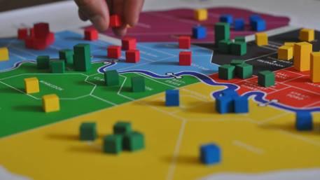Londoners board game