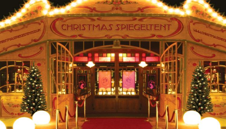 Navidad en Spiegeltent
