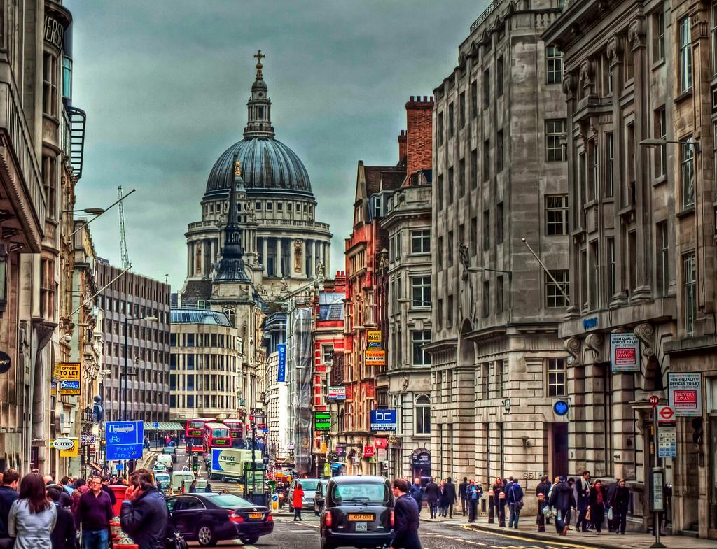 Fleet Street, en Londres