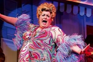 El musical 'Hairspray' en Bristol