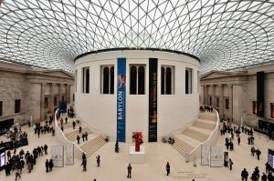 El British Museum, en Londres