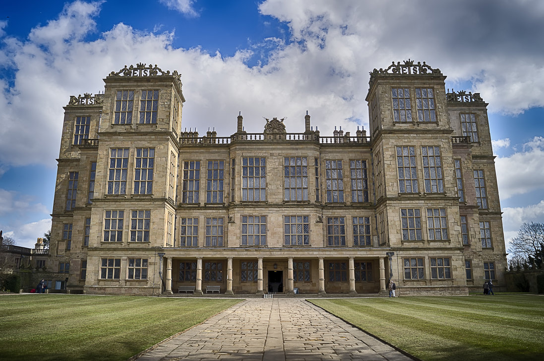 Hardwick Hall aparece en Harry Potter