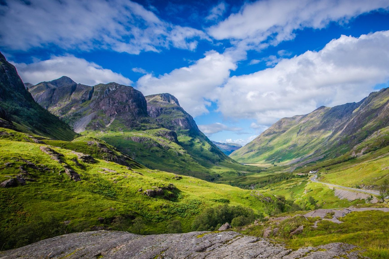 Glen Coe aparece en Harry Potter