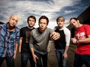 El grupo de música Simple Plan actúa en Bristol