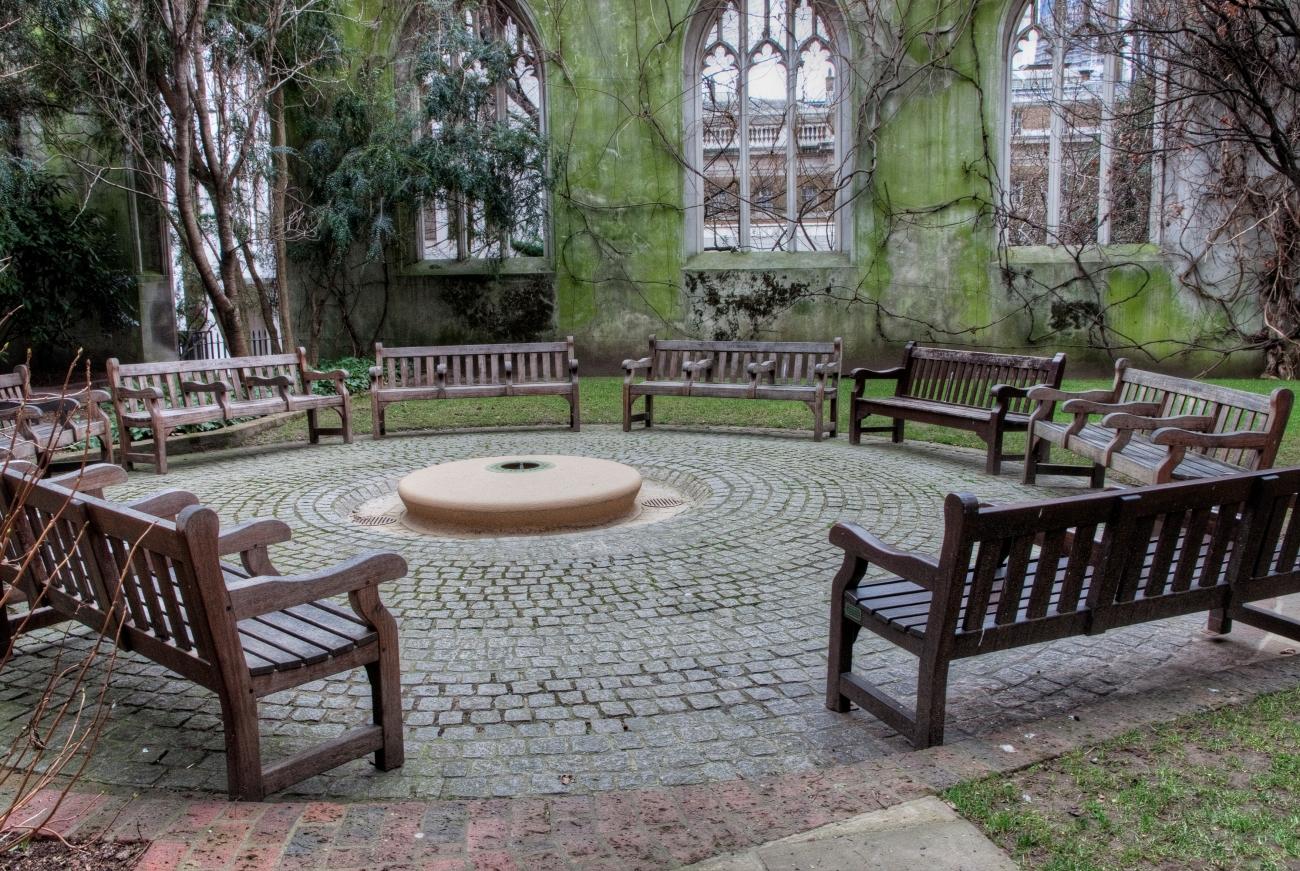 St Dunstan's Garden, en Londres