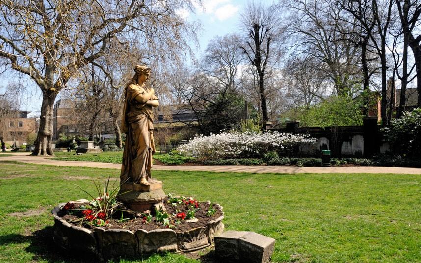 St George's Gardens, en Londres