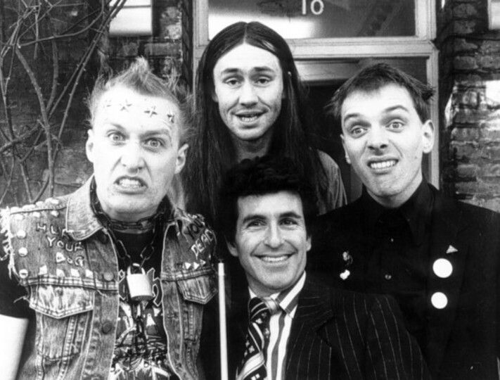 'The Young Ones' se filmó en Bristol