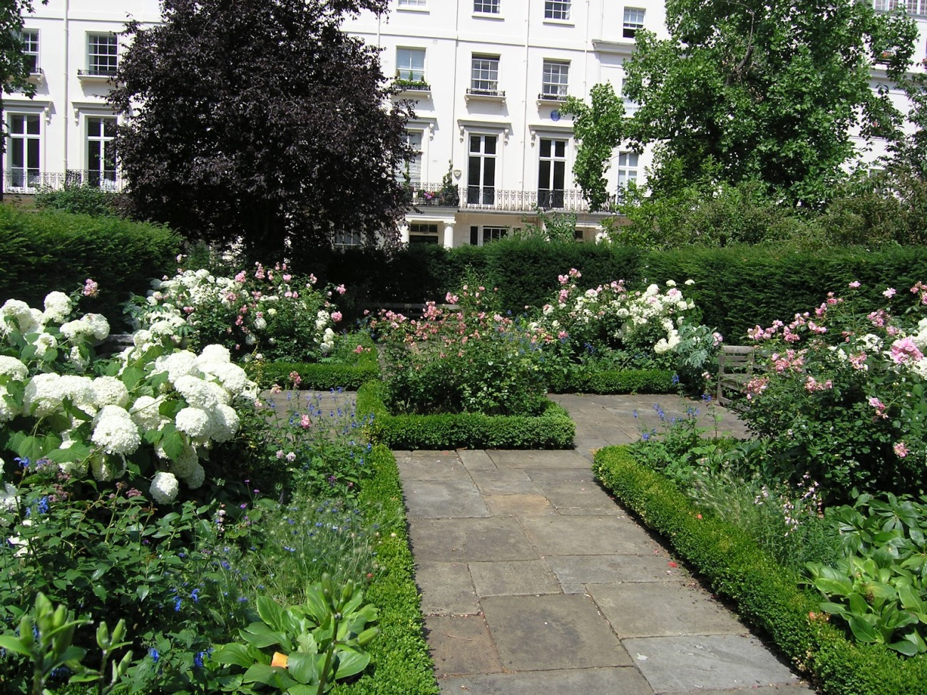 Bonnington Square Garden, en Londres