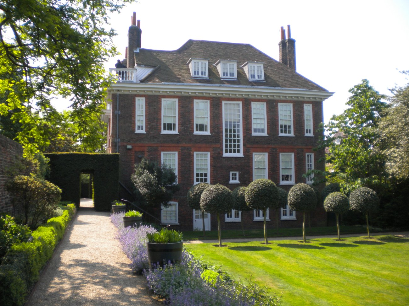 Fenton House, en Londres