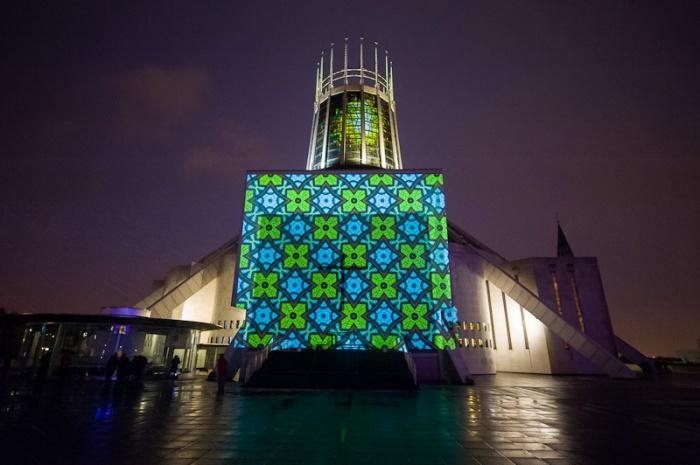 Light Night, Liverpool, May 2012.