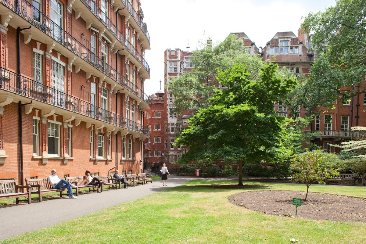 Mount Street Gardens, en Londres