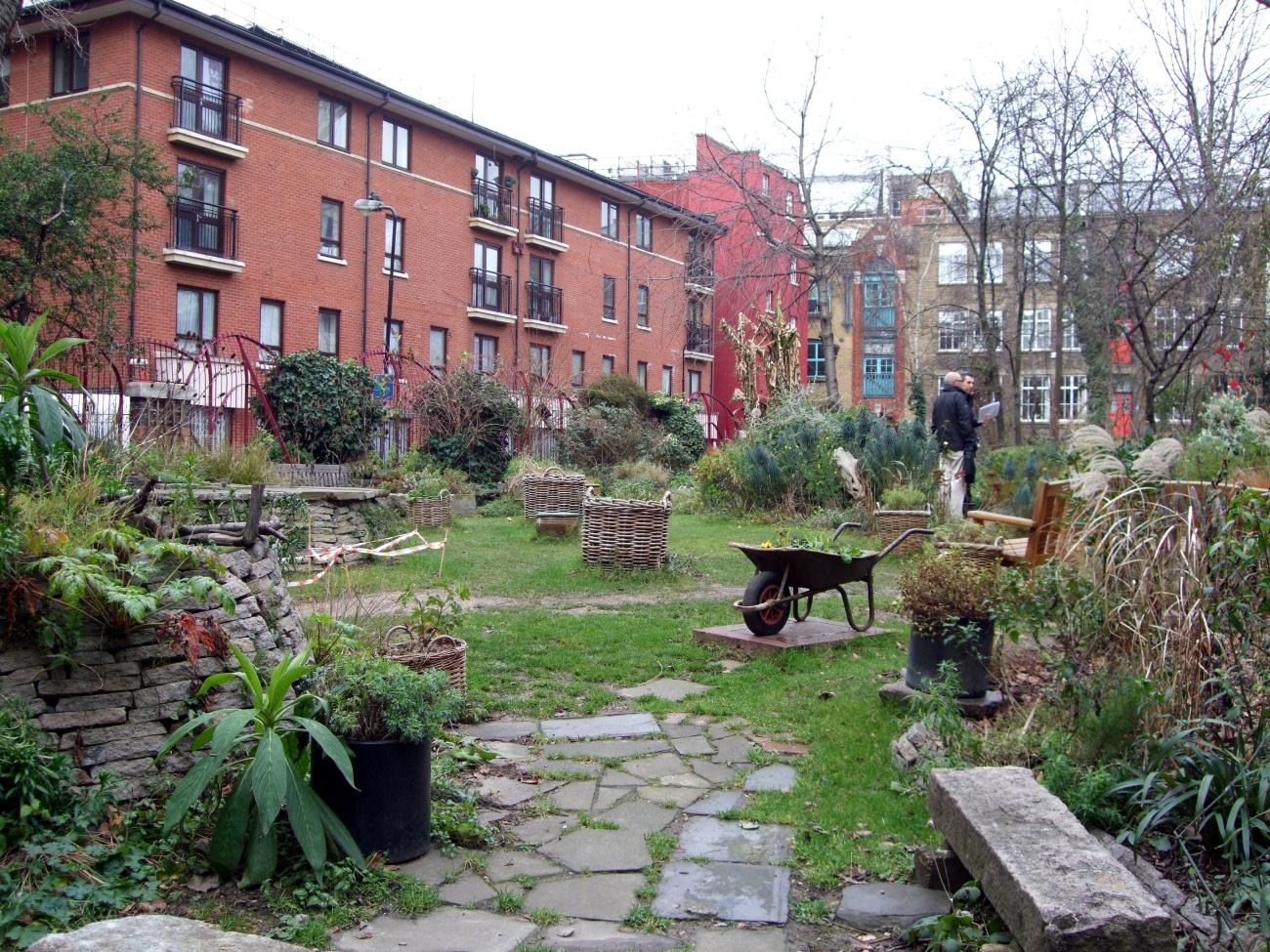 Phoenix Garden, en Londres