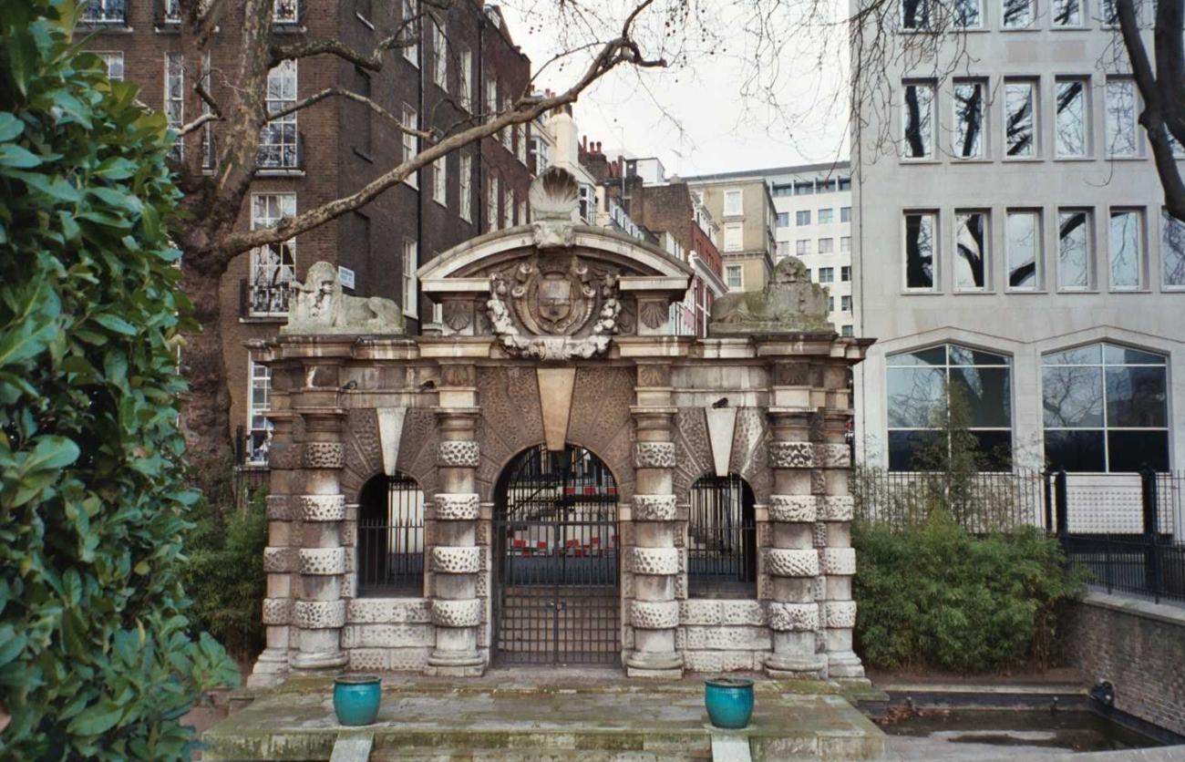 Victoria Embankment Gardens, en Londres