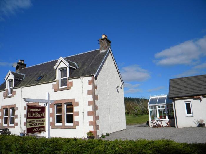 The Loch Ness Inn, Escocia
