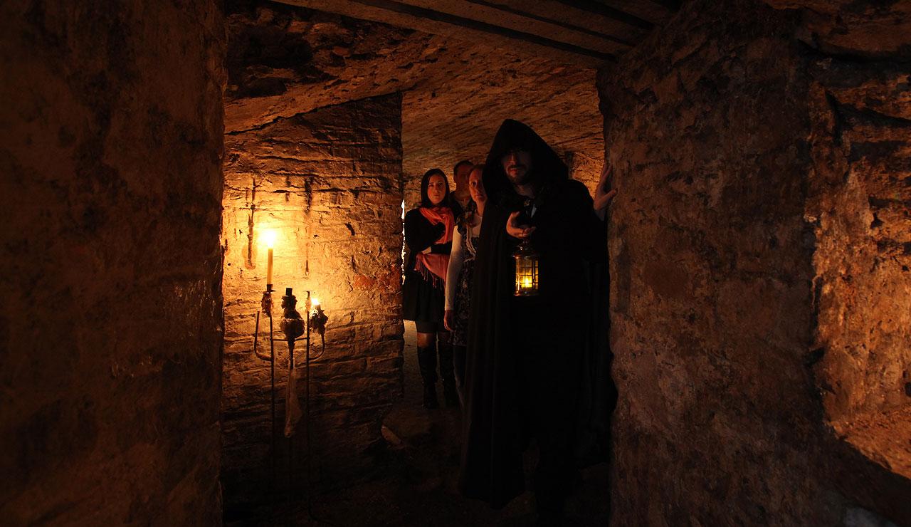 Blair Street Vaults, en Edimburgo