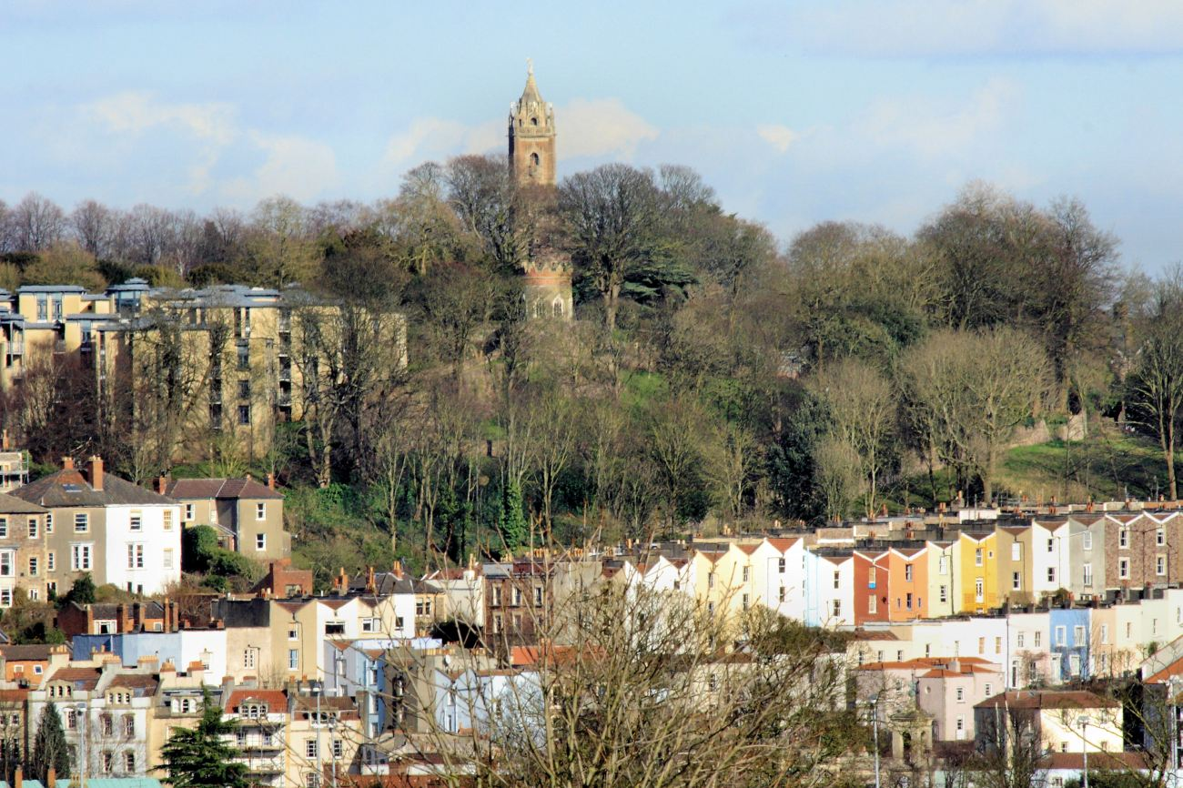 Cabot Tower, Bristol