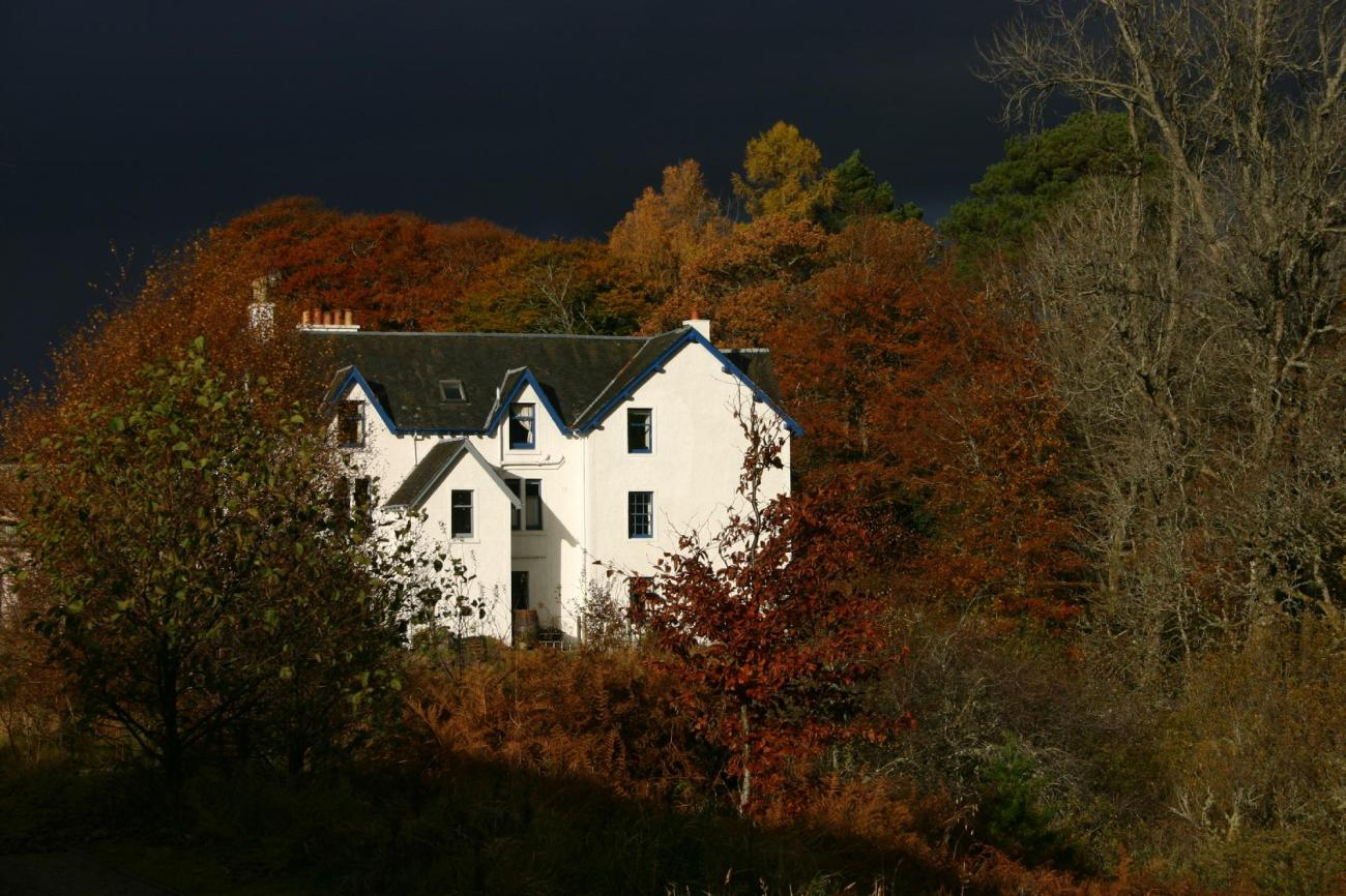 Corriechoille Lodge, Spean Bridge, Escocia
