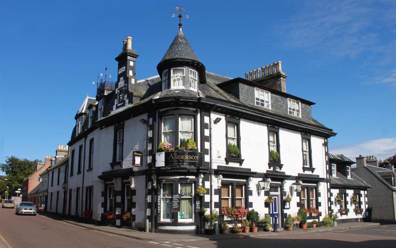 The Anderson, Fortrose, Escocia