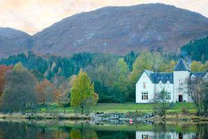 Glenfinnan House Hotel, Escocia