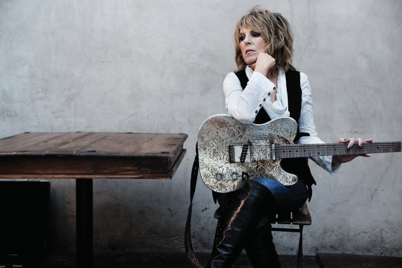 Lucinda Williams actuará en Bristol