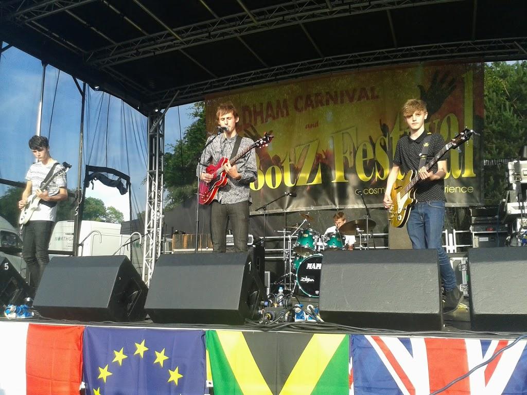 Oldham Carnival & Rootz Festival, en Manchester