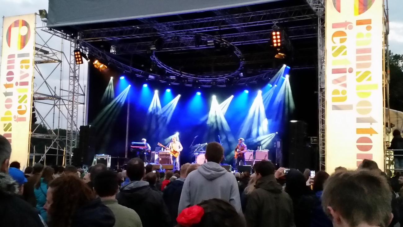 Ramsbottom Festival, Manchester