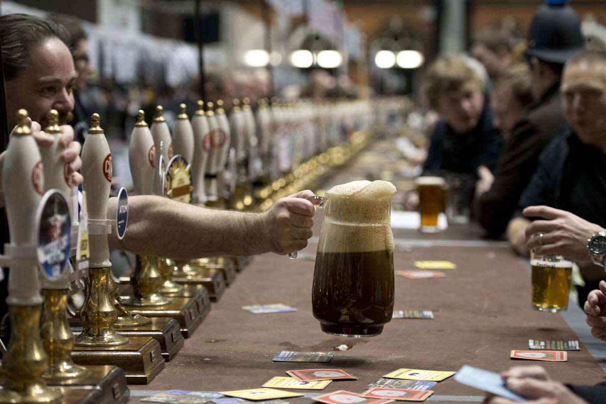 Central Manchester CAMRA Beer Festival
