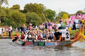 Cambridge Dragon Boat Festival