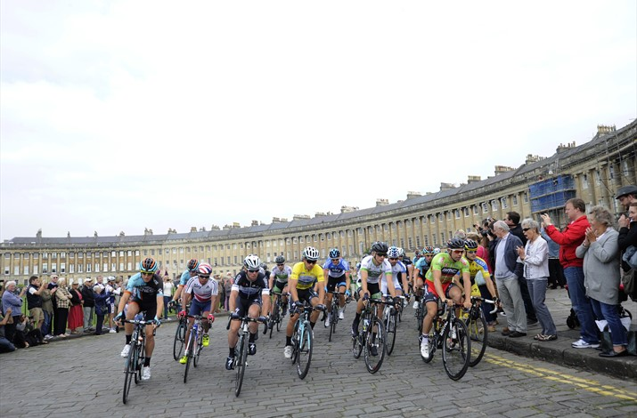 Tour of Britain, Bath