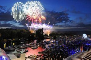 Henley Festival, Oxford
