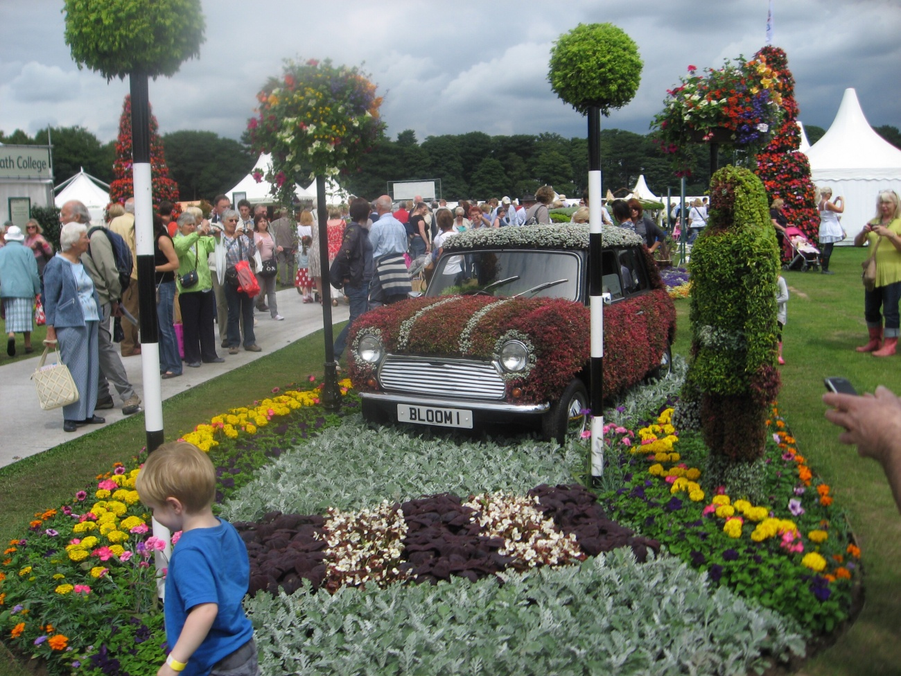 Flower Show Tatton Park, en Manchester