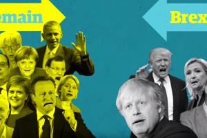 Remain or Brexit: EU referendum