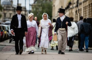 The Jane Austen Festival, Bath