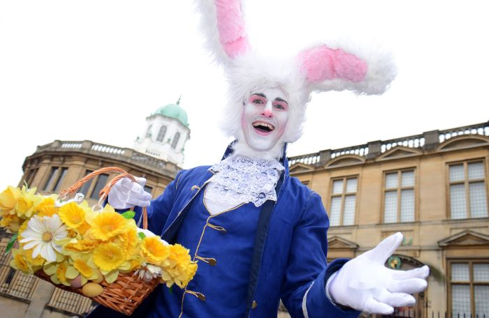 Alice's Day, en Oxford
