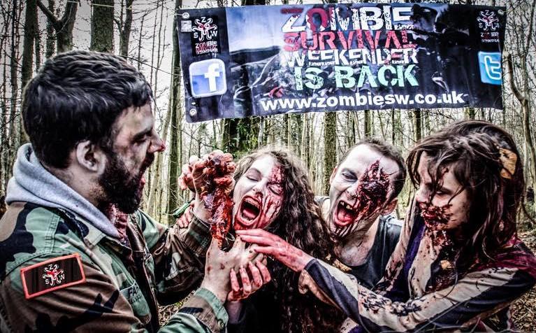 Cardiff Zombie Walk