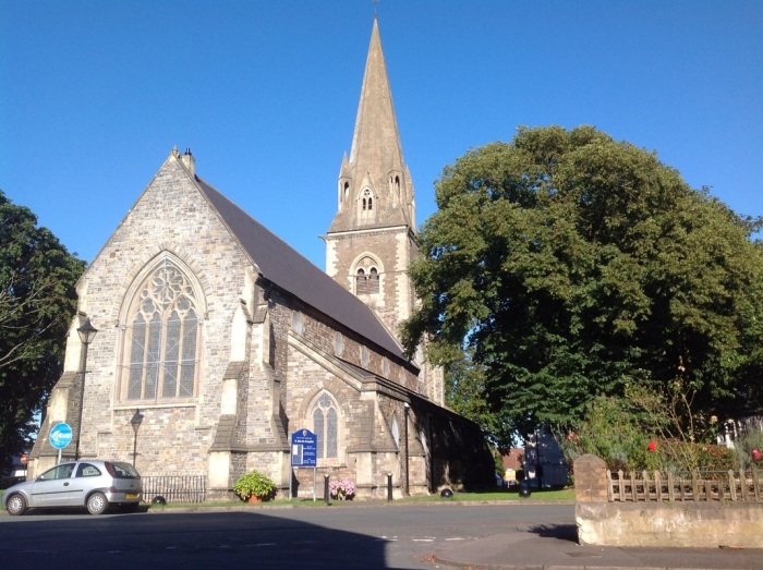 St John's Church, Canton, Cardiff