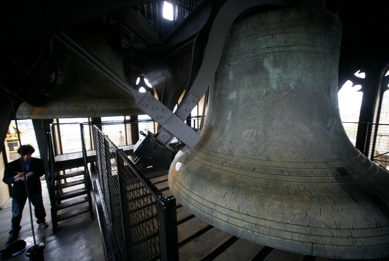 Big Ben, la campana de Londres