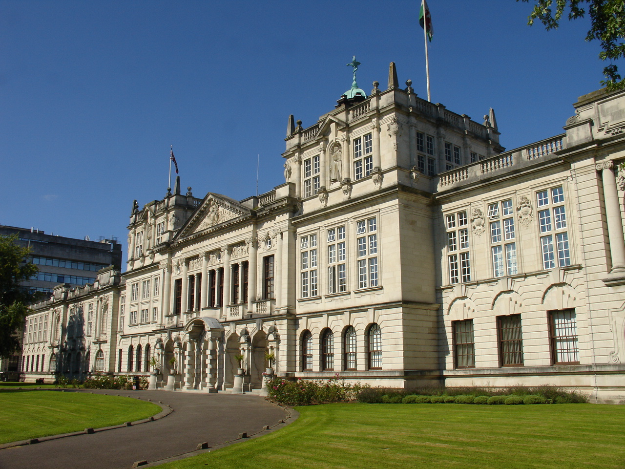 Welsh School of Architecture, Cardiff