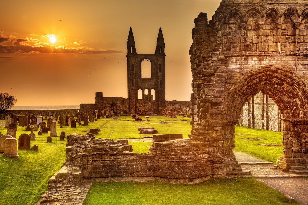 St Andrews, Escocia