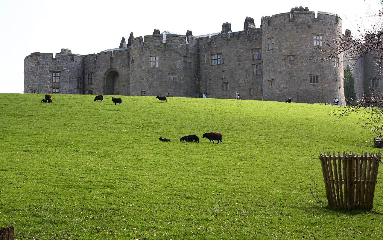 Chirk Castle, Wales