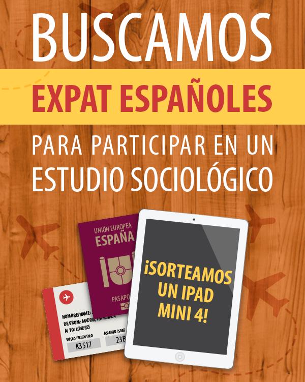 Encuesta de Trescom sobre los españoles expatriados