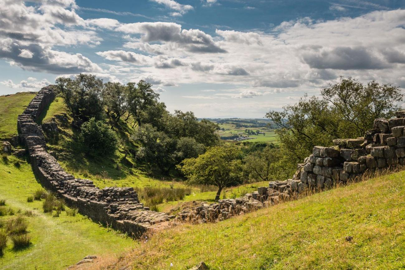 Hadrian's Wall, Newcastle