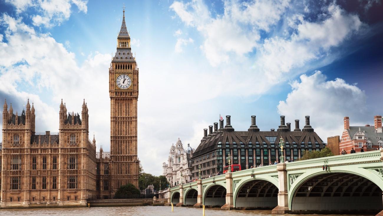 El Big Ben, todo un símbolo de Londres