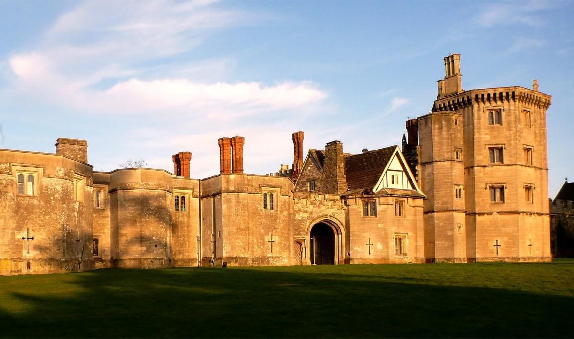 Thornbury Castle, cerca de Bristol