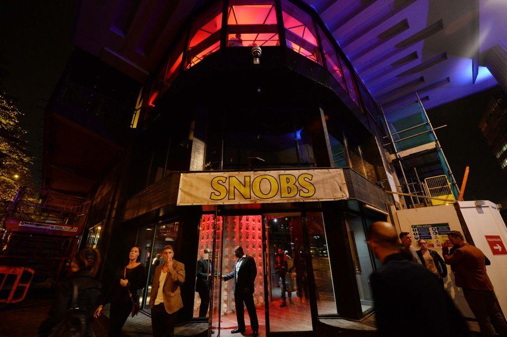 Club nocturno Snobs, en Birmingham