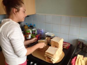 Asociación de ayuda a personas sin recursos 'Feed The Homeless Bristol'