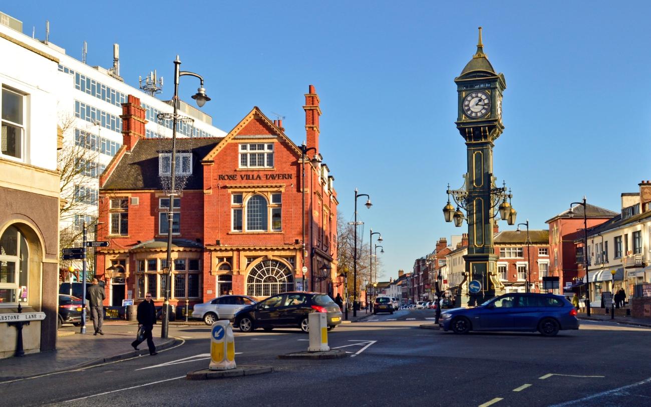 Jewellery Quarter, en Birmingham