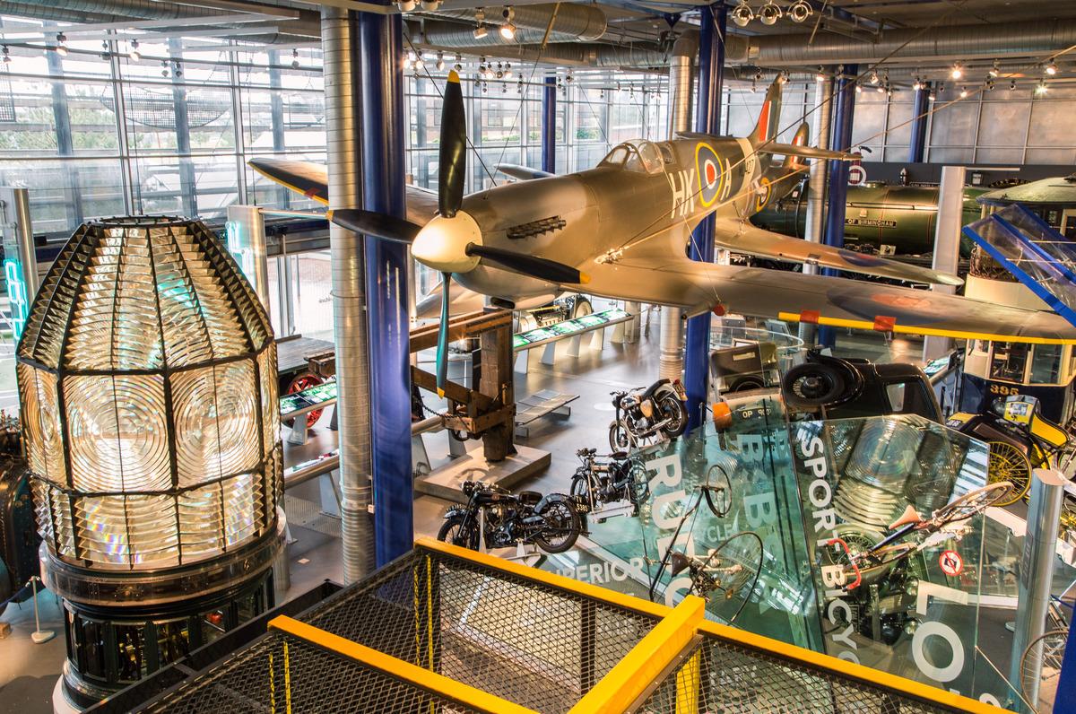 Thinktank, el museo de la ciencia de Birmingham